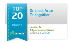 Osteopathie in Kiel - Dr. Teichgräber