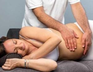 schwanger Osteopathie